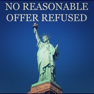 No reasonable offer refused!
